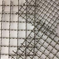 Сетка тканая нж, ну рифленая (канилированная)